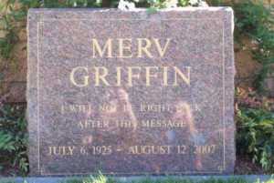 10 Celebrity Tombstones Worth a Laugh