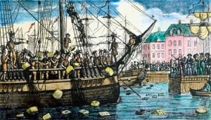 From the Boston Tea Party to the Tea Party Movement
