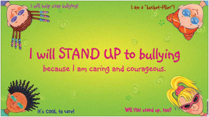 Ignore the bully; walk away . Bullies thrive on the reaction they get ...
