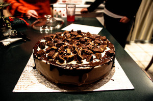 food cake yummy reeses Travis Ion Reese Cup