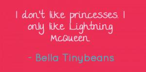 Lightning McQueen Birthday Card Wording