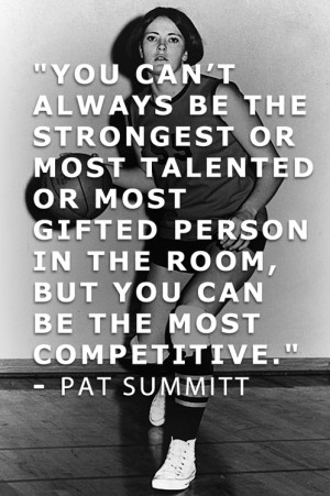 Inspirational Words From Well Known Coaches and Athletes