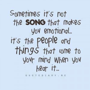Song's quote - sad-songs Photo