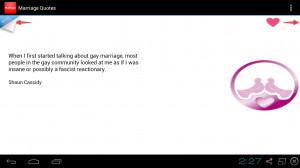 Marriage Quotes, Sayings 1 screenshot 0
