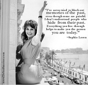 Sophia Loren Wisdom (Part One)