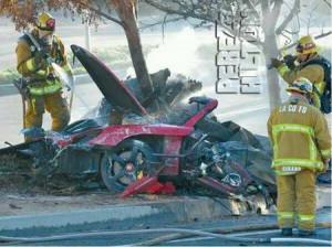 ... : Photos & Video Reveal Devastation Of Car Accident | PerezHilton.com