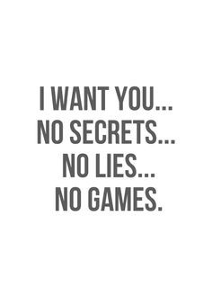 ... quot, secrets and lies quotes, relationship games, no games quotes