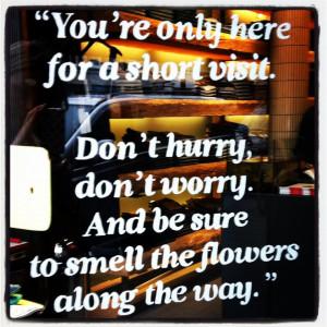"""Een inspirerende quote van """"Walter Hagen"""" op een winkel ruit in ..."""