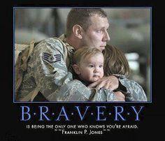 Bravery Military Quotes
