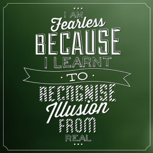 Fearless quote