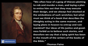 Thomas Paine - http://dailyatheistquote.com/atheist-quotes/2013/05/06 ...