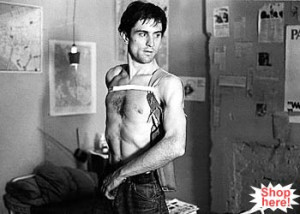 Taxi Driver'You talkin' to me?' - the question asked by Robert De Niro ...
