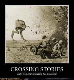 Another historical look at Star Wars in WWII.