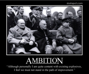 Winston Churchill Quote Inspirational Motivational Poster Ebay