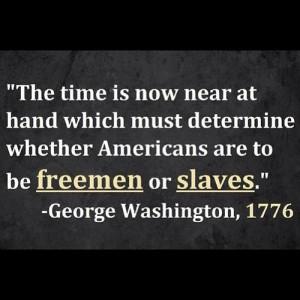 George Washington Revolutionary War Quotes George washington quotes