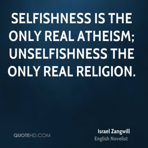 Israel Zangwill Religion Quotes