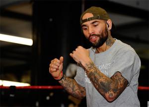 Photos: Victor Ortiz, Luis Collazo, Gomez Workouts
