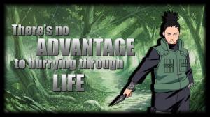 Anime Quotes   SHIKAMARU   There's no Advantage by Legit-Dinosaur