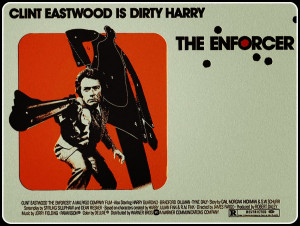 Clint Eastwood Dirty Harry Poster The dirty harry franchise: