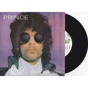 close prince when doves cry 17 days 7inch sp