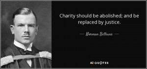 Norman Bethune Quotes