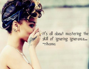 Rihanna Quotes and Sayings