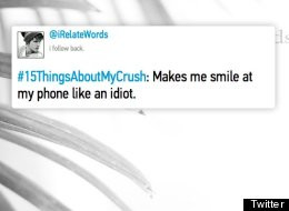 High School Relationships: Teens Spill #15ThingsAboutMyCrush On ...