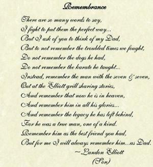 in loving memory poems in loving memory poems in loving memory poems ...