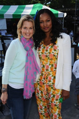 Ali Wentworth And Garcelle