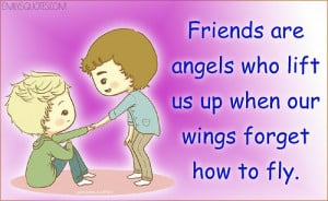 angel, best friend, caring, inspirational, life quotes, narry, quotes