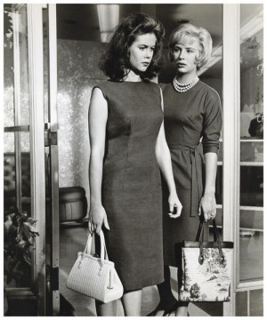 Elizabeth Montgomery and Joan Staley Johnny Cool, 1963: Post, Joan ...
