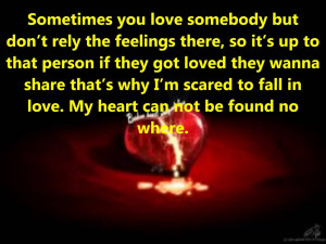 Gallery of: 25 Falling in Love Again Quotes