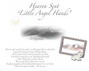 Baby Angels In Heaven Poems http://littleangelmarcus.blogspot.com/p ...