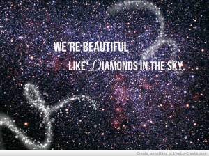 Diamonds Sky