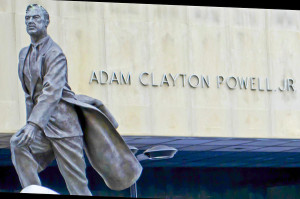 Adam Clayton Powell Jr. Photograph