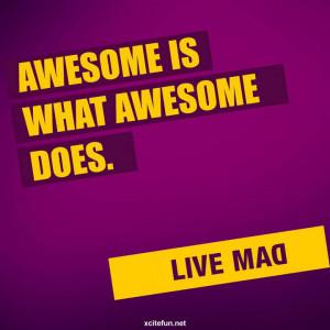 Provogue Live Mad - Super Quotes
