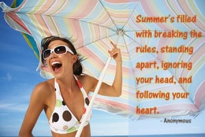 Funny Summer Quotes And Sayings