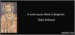 More Saint Ambrose Quotes