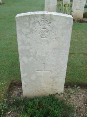 Mark St. John Grave