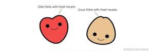 Heart and brain facebook cover