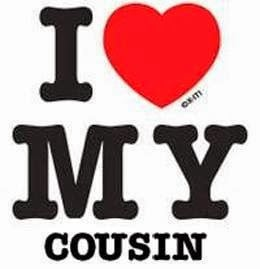 Happy Cousins day quotes for lovely cousins 2014