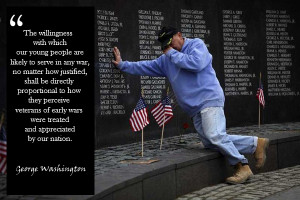 Quote for Today :: Veterans Day 2013
