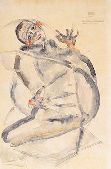 Egon Schiele: Ich werde für die Kunst und für meine Geliebten gerne ...