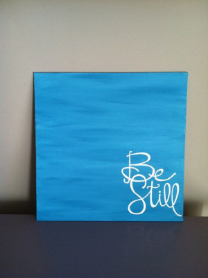 Psalm 11824 Bible Verse Art 11 x 14 Hand by SouthernStrokes For over ...