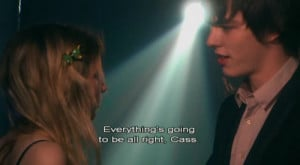 quote text skins nicholas hoult Skins UK Cassie Ainsworth Hannah ...