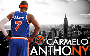 Carmelo Anthony HD Wallpaper #2696
