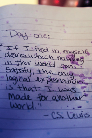 My Life In Quotes: Day 1. by Off-To-Underland