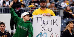 Pirates manager Clint Hurdle shared three Jackie Robinson quotes in ...