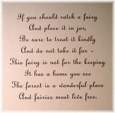 fairy poem more treats ireland fairi garden fairies fairi poem quotes ...