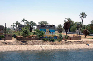 Egypt Opens Nile River For...